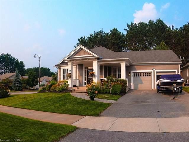 42 Windsong Crescent, Bracebridge, ON P1L 0A3 (MLS #40143995) :: Forest Hill Real Estate Collingwood