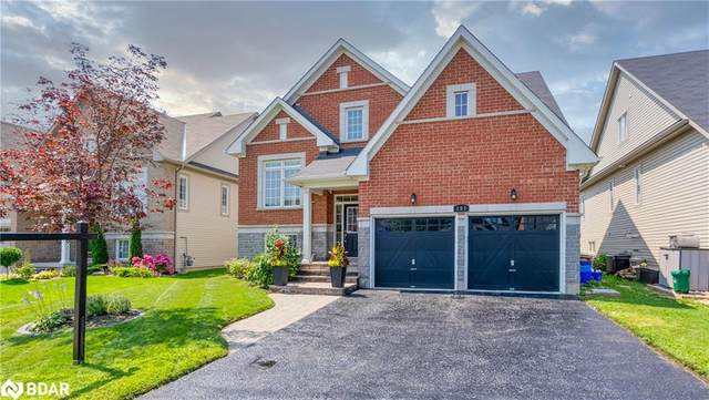 157 White Sands Way, Wasaga Beach, ON L9Z 0C8 (MLS #40144075) :: Forest Hill Real Estate Collingwood
