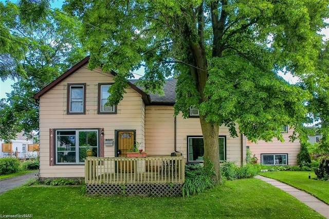 5036 James Street, Lincoln, ON L0R 1B7 (MLS #40144087) :: Forest Hill Real Estate Collingwood