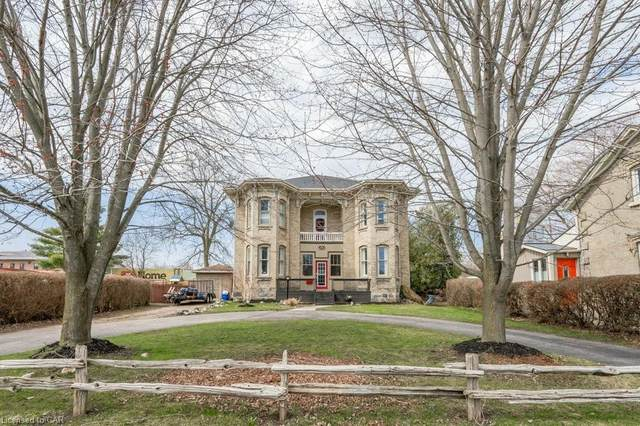 16 York Street, Plattsville, ON N0J 1S0 (MLS #40144101) :: Forest Hill Real Estate Collingwood