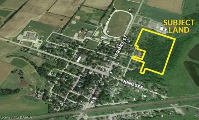 0 Centre Street, Lansdowne, ON K0E 1L0 (MLS #40144127) :: Forest Hill Real Estate Collingwood