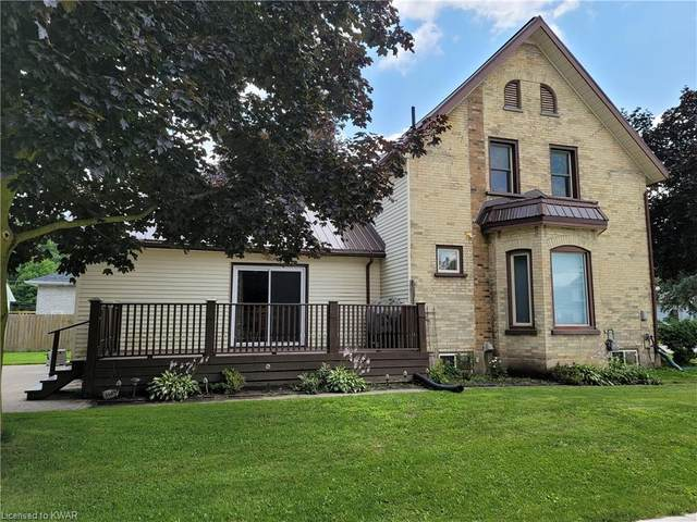 625 King Street, Palmerston, ON N0G 2P0 (MLS #40144145) :: Forest Hill Real Estate Collingwood
