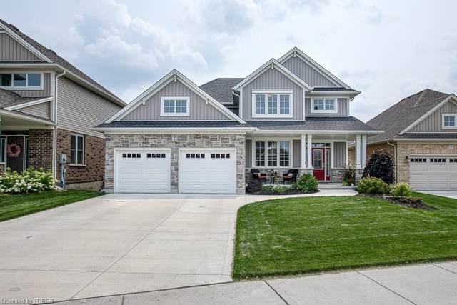 7 Mcguire Crescent, Tillsonburg, ON N4G 0G4 (MLS #40144319) :: Forest Hill Real Estate Collingwood