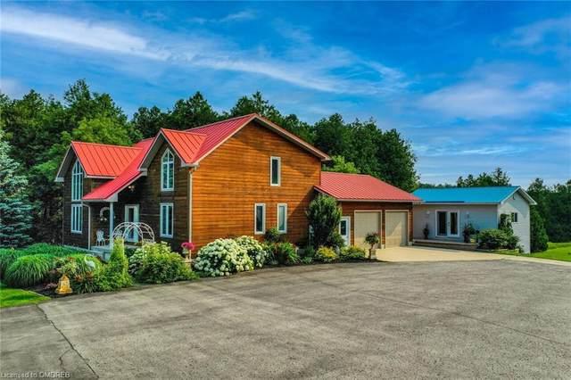 313237 6 Highway, Durham, ON N0G 1R0 (MLS #40144340) :: Forest Hill Real Estate Collingwood