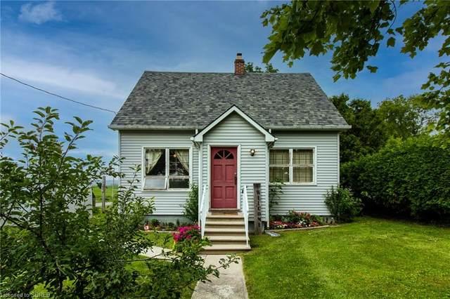 1495 Old Brock Street, Charlotteville, ON N0E 1W0 (MLS #40144349) :: Forest Hill Real Estate Collingwood
