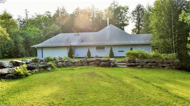 27 Martha Drive, McKellar, ON P0G 1C0 (MLS #40144433) :: Forest Hill Real Estate Collingwood
