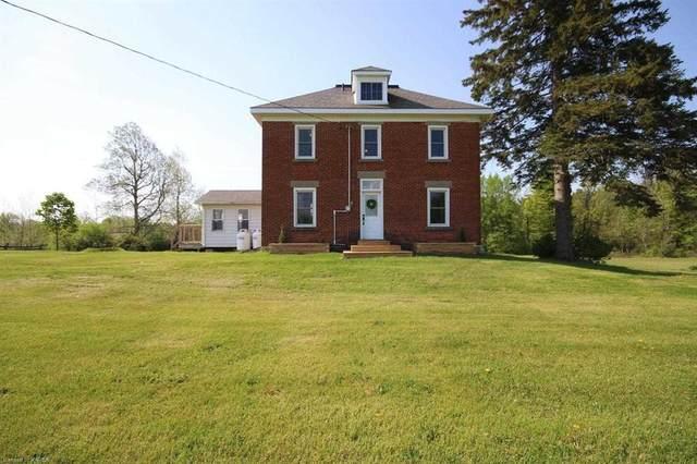 176 Centreville Road, Westport, ON K0G 1X0 (MLS #40144444) :: Forest Hill Real Estate Collingwood