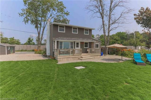 46 Lakeview Line, Dunnville, ON N1A 2W8 (MLS #40144459) :: Forest Hill Real Estate Collingwood