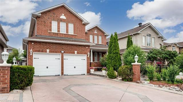 41 Logwood Drive, Vaughan, ON L6A 3C8 (MLS #40144523) :: Forest Hill Real Estate Collingwood