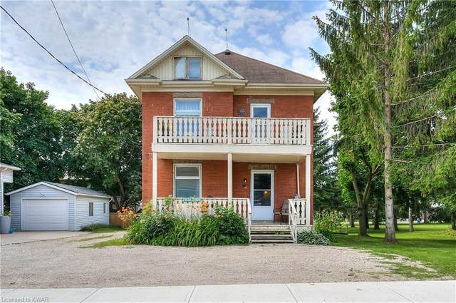 2183 Line 34 Line, Shakespeare, ON N0B 2P0 (MLS #40144542) :: Forest Hill Real Estate Collingwood