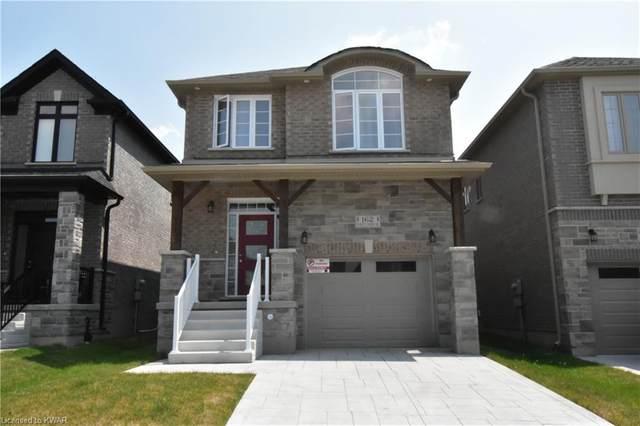162 Forest Creek Drive, Kitchener, ON N2R 0M1 (MLS #40144600) :: Forest Hill Real Estate Collingwood