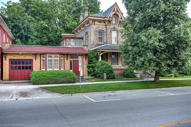55 King Street W, Ingersoll, ON N5C 2J7 (MLS #40144702) :: Forest Hill Real Estate Collingwood