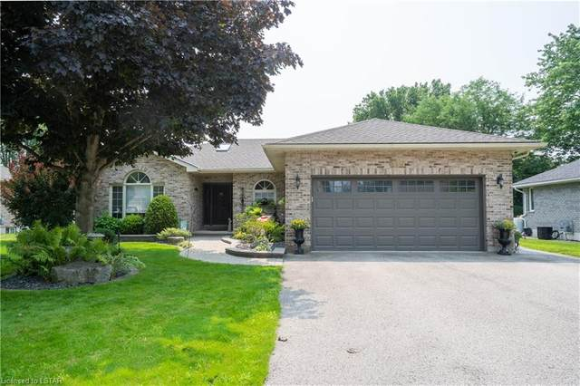 239 Willis Way, Exeter, ON N0M 1S2 (MLS #40144756) :: Forest Hill Real Estate Collingwood