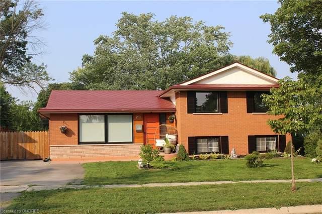269 Kenwood Avenue, Burlington, ON L7L 4L9 (MLS #40144761) :: Forest Hill Real Estate Collingwood