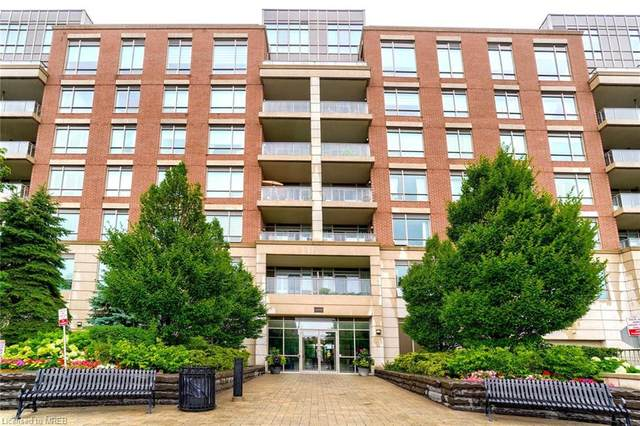 2470 Prince Michael Drive #304, Oakville, ON L6H 0G9 (MLS #40144766) :: Forest Hill Real Estate Collingwood