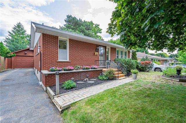 51 Rouse Avenue, Cambridge, ON N1R 4M6 (MLS #40144813) :: Forest Hill Real Estate Collingwood
