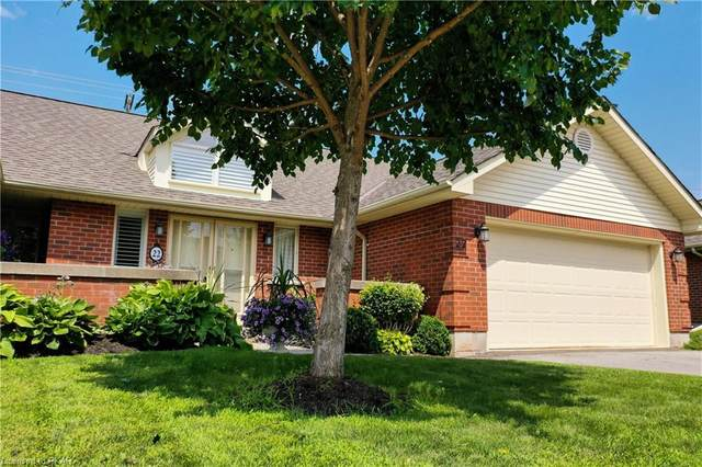 1121 Armour Road #22, Peterborough, ON K9H 7N8 (MLS #40144847) :: Forest Hill Real Estate Collingwood