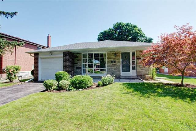 117 Redgrave Drive, Etobicoke, ON M9R 3V5 (MLS #40144851) :: Forest Hill Real Estate Collingwood