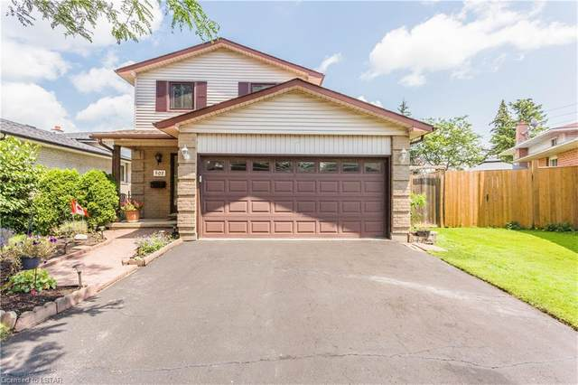 107 Chancton Crescent, London, ON N6E 2Y5 (MLS #40144876) :: Forest Hill Real Estate Collingwood
