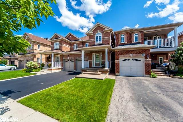 25 Lily Lane, Georgetown, ON L7G 6M4 (MLS #40144879) :: Forest Hill Real Estate Collingwood