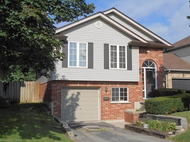 25 Tulip Drive, Tillsonburg, ON N4G 5S5 (MLS #40144895) :: Forest Hill Real Estate Collingwood