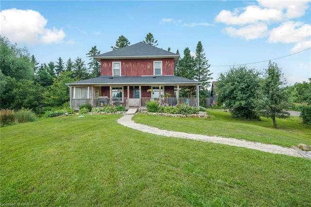 395078 County Rd 12 Road, Amaranth, ON L9W 0N4 (MLS #40144897) :: Forest Hill Real Estate Collingwood