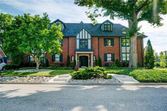130 Windsor Crescent #4, London, ON N6C 1V8 (MLS #40144954) :: Envelope Real Estate Brokerage Inc.