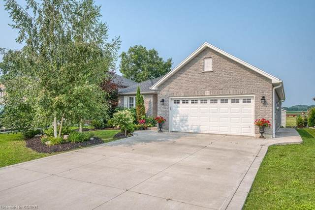 77 Galinee Trail, Port Dover, ON N0A 1N4 (MLS #40144988) :: Forest Hill Real Estate Collingwood