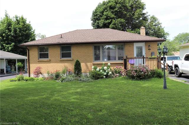 244 Cameron Street, Goderich, ON N7A 3L3 (MLS #40145035) :: Forest Hill Real Estate Collingwood