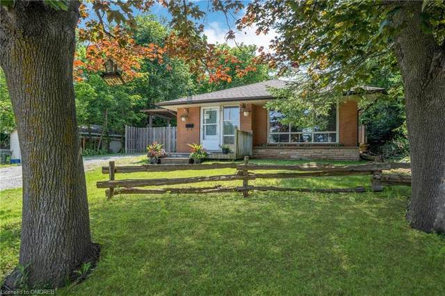 140 Mill Street W, Acton, ON L7J 1G5 (MLS #40145138) :: Forest Hill Real Estate Collingwood