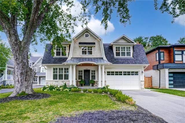 331 Johnston Drive, Burlington, ON L7N 1V5 (MLS #40145175) :: Forest Hill Real Estate Collingwood