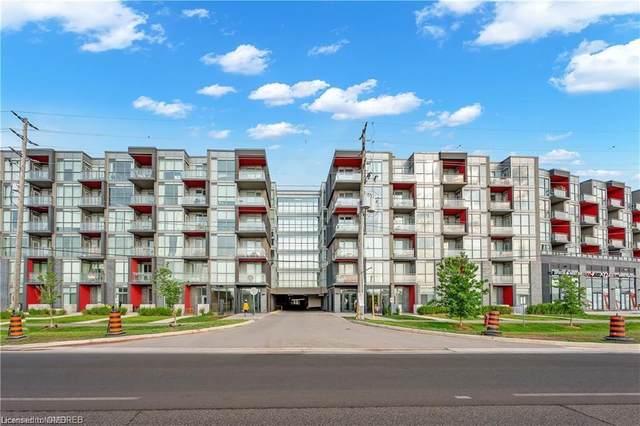 5220 Dundas Street #420, Burlington, ON L7R 3X4 (MLS #40145216) :: Forest Hill Real Estate Collingwood