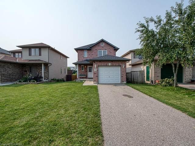 37 Herford Street, Tillsonburg, ON N4G 4V1 (MLS #40145242) :: Forest Hill Real Estate Collingwood