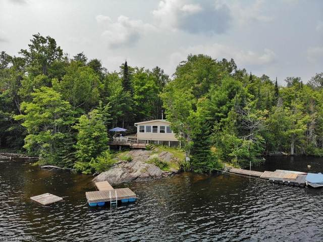 1395 Trent Drive, Cardiff, ON K0L 1M0 (MLS #40145327) :: Forest Hill Real Estate Collingwood