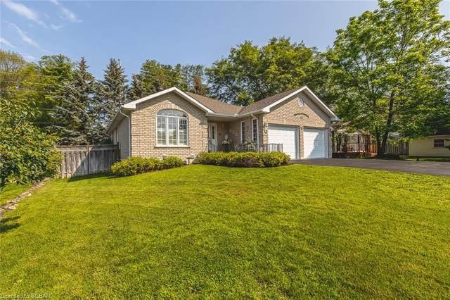 38 Bridle Road, Penetanguishene, ON L9M 1J4 (MLS #40145328) :: Forest Hill Real Estate Collingwood