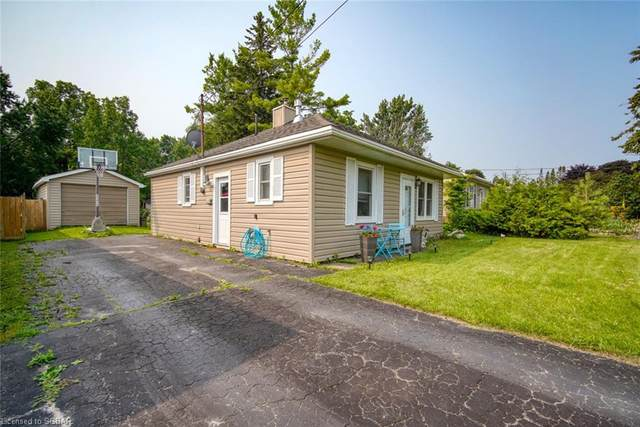 51 Susan Street, Meaford, ON N4L 1W5 (MLS #40145334) :: Forest Hill Real Estate Collingwood