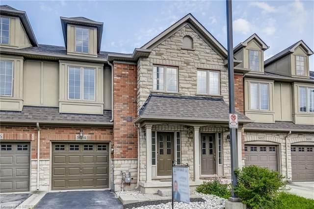 5054 Mercer Common, Burlington, ON L7L 0A4 (MLS #40145350) :: Forest Hill Real Estate Collingwood