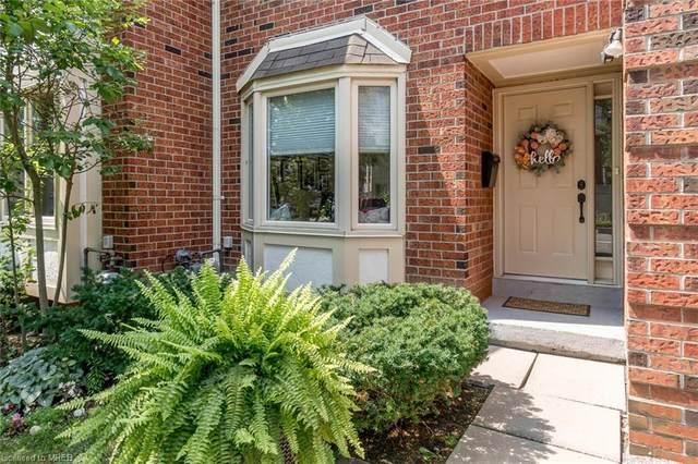 4635 Regents Terrace #7, Mississauga, ON L5R 1W8 (MLS #40145374) :: Envelope Real Estate Brokerage Inc.