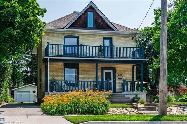 221 Laurel Street, Cambridge, ON N3H 3Y6 (MLS #40145490) :: Forest Hill Real Estate Collingwood