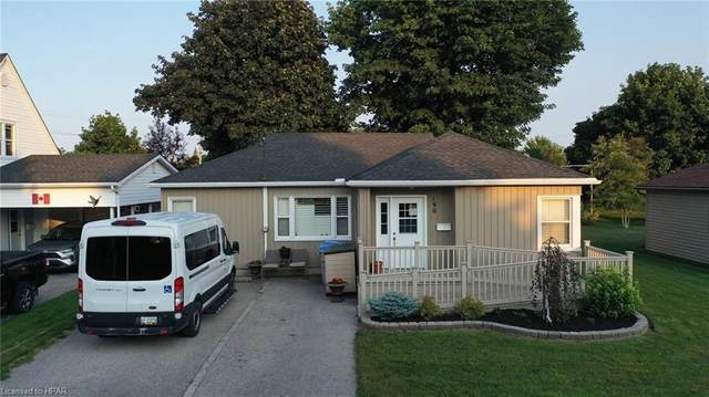 190 Picton Street, Goderich, ON N7A 1J8 (MLS #40145591) :: Forest Hill Real Estate Collingwood
