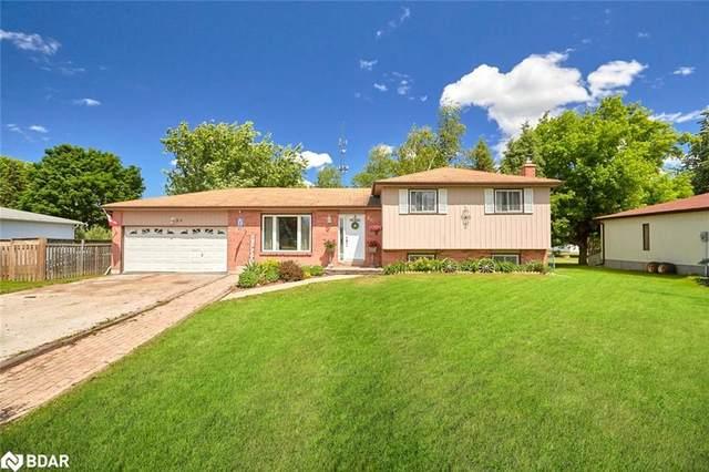 86 Denney Drive, Baxter, ON L0M 1B1 (MLS #40145615) :: Forest Hill Real Estate Collingwood