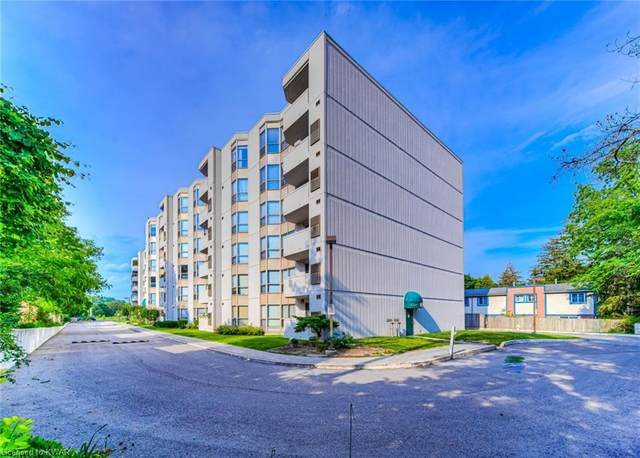 3267 King Street E #205, Kitchener, ON N2A 4A4 (MLS #40145617) :: Forest Hill Real Estate Collingwood