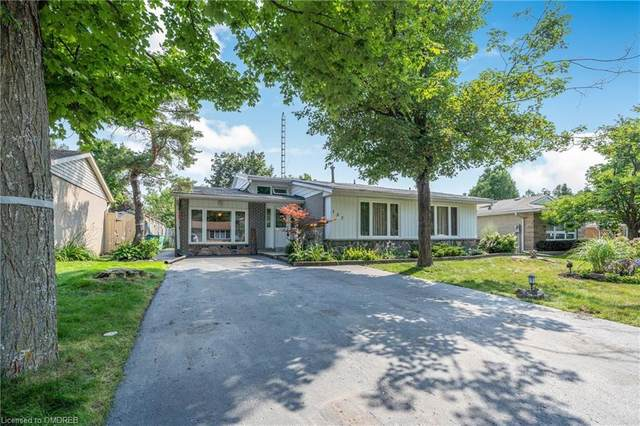 157 Elmore Drive, Acton, ON L7J 1T4 (MLS #40145629) :: Forest Hill Real Estate Collingwood