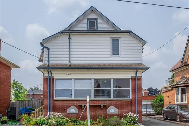 289 Ahrens Street W, Kitchener, ON N2H 4E3 (MLS #40145644) :: Forest Hill Real Estate Collingwood