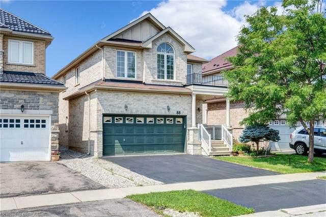 88 Barrett Avenue, Brantford, ON N3S 0B4 (MLS #40145651) :: Forest Hill Real Estate Collingwood