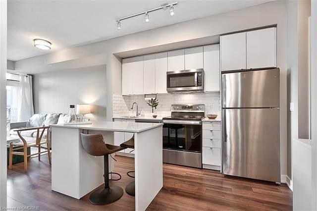 5240 Dundas Street B312, Burlington, ON L7L 0J6 (MLS #40145720) :: Forest Hill Real Estate Collingwood