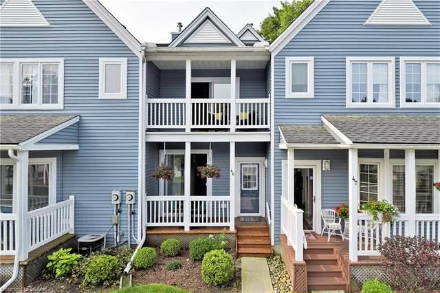 374 Front Street #46, Port Stanley, ON N5L 1G1 (MLS #40145763) :: Forest Hill Real Estate Collingwood
