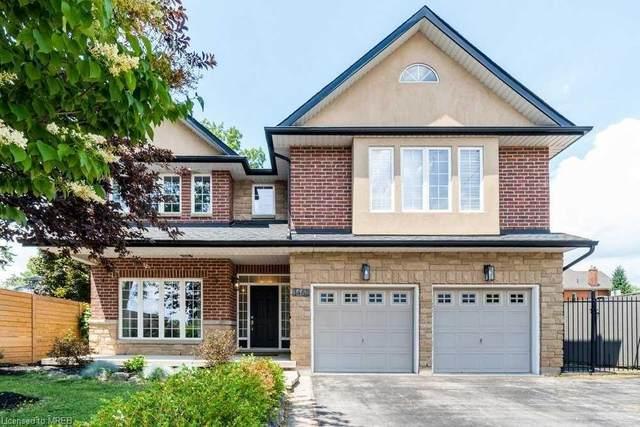 1461 Caroline Street, Burlington, ON L7S 2M6 (MLS #40145801) :: Forest Hill Real Estate Collingwood