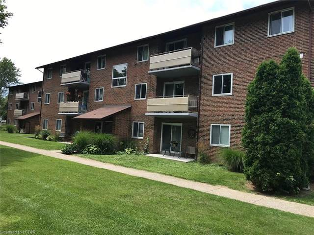 75 Baldoon Road #11, Chatham, ON N7L 1E2 (MLS #40145852) :: Forest Hill Real Estate Collingwood