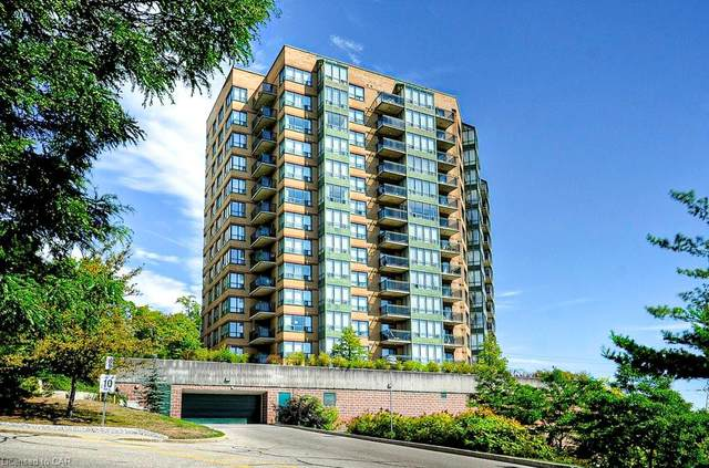 237 King Street W #708, Cambridge, ON N3H 5L2 (MLS #40145856) :: Forest Hill Real Estate Collingwood